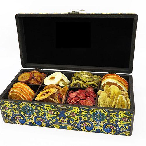 جعبه میوه خشک