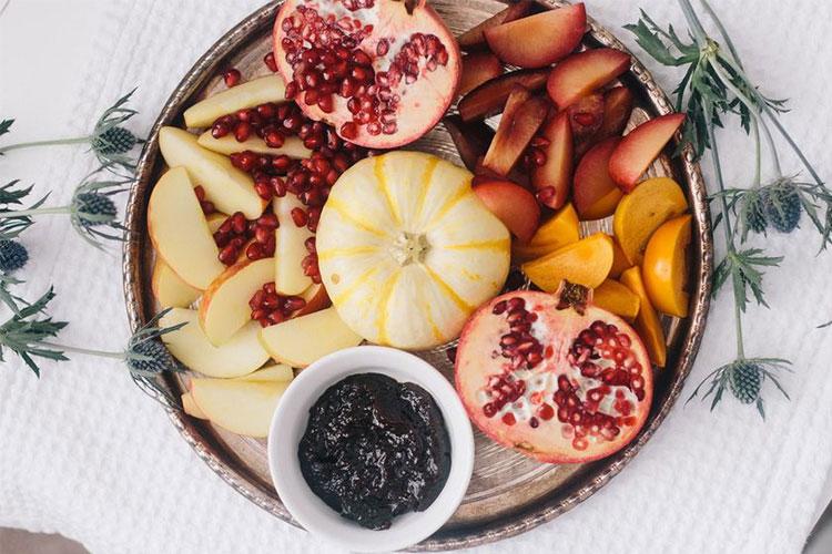 میوه های شب یلدا